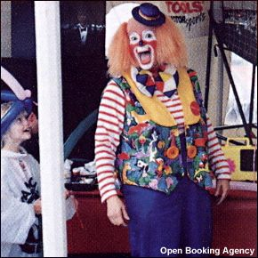 Clowns, Caricaturists and Face Painters